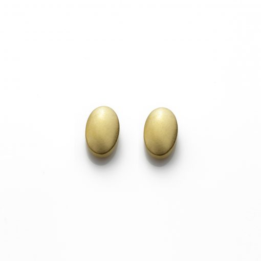 Oval-18ct-gold-plated-studs-in-satin