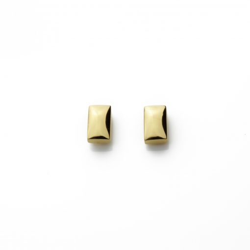 Rectangular-18ct-gold-plated-mini-studs-in-polish