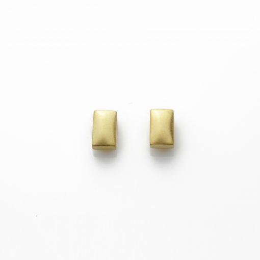 Rectangular-18ct-gold-plated-mini-studs-in-satin