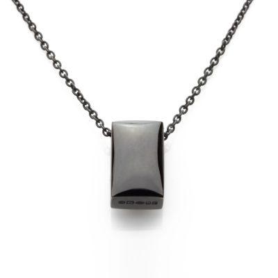 Rectangular-ruthenium-plated-pendant_polished
