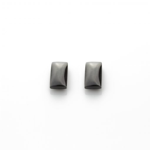 Rectangular-ruthenium-plated-studs