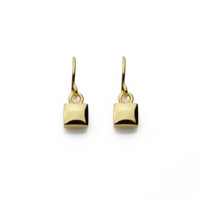 Square-18ct-gold-plated-polished-mini-hooks